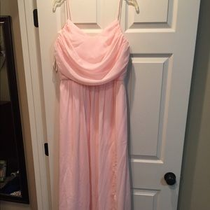 Weddington Way Blush Dress Size 12